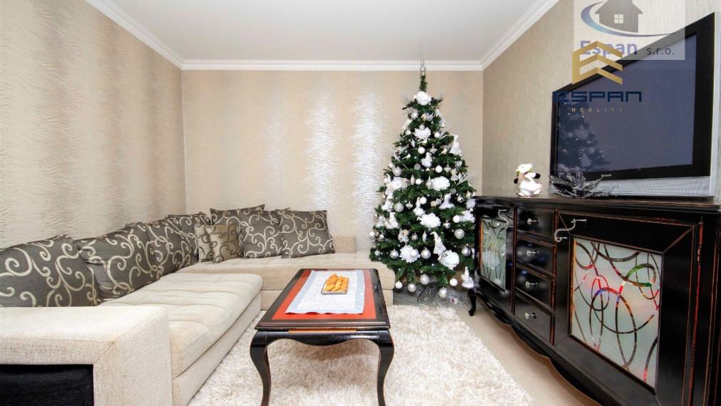 !!TOP PONUKA: Exkluzívne zariadený 3 izb. byt v CENTRE mesta Malacky!!!