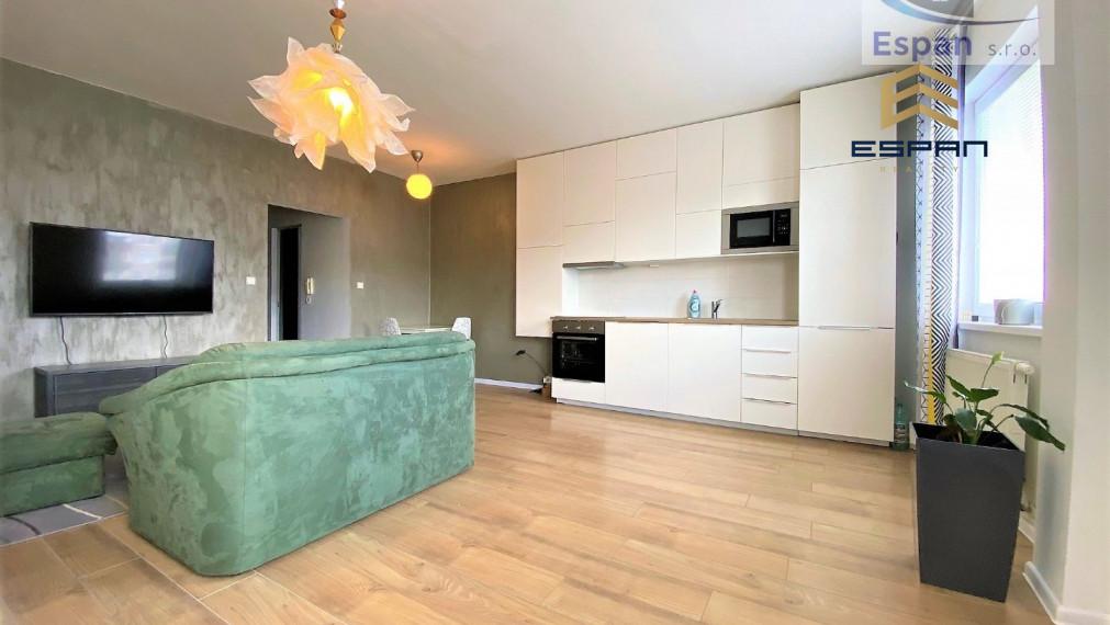 **NA PRENÁJOM: Kompletne zariadený 2 izbový byt v CENTRE mesta Malacky!!**